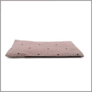 Coussin 3en1 - mauve - Cosy Cotton