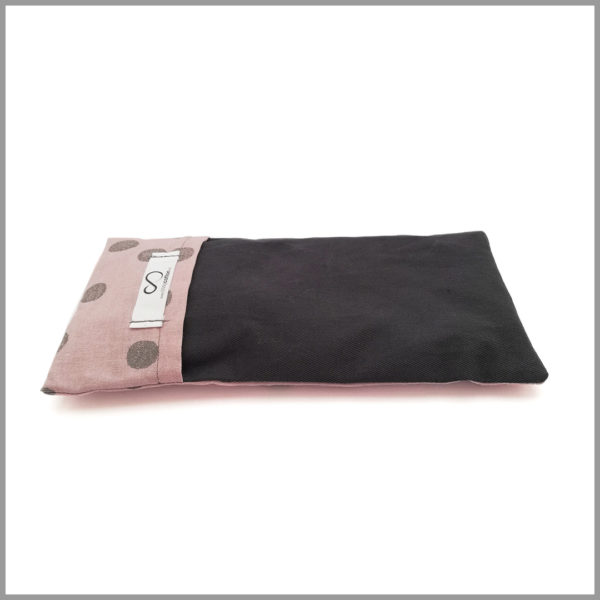 Coussin 3en1 - rose - Cosy Cotton