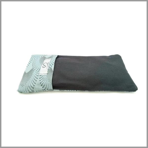 Coussin 3en1 - turquoise - Cosy Cotton