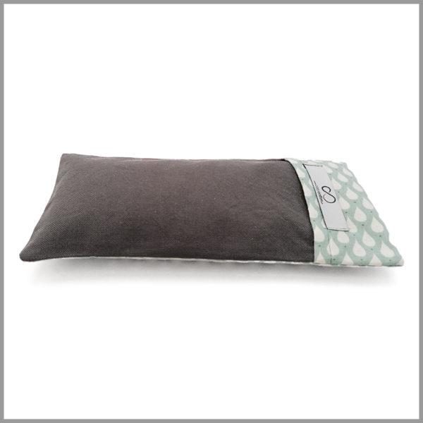 Coussin de relaxation - bouillotte - menthe - Cosy Cotton