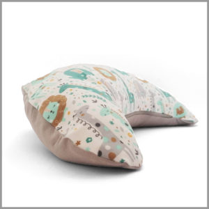 Coussin méditation enfant jungle - Cosy Cotton