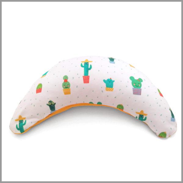 Coussin méditation enfant cactus - Cosy Cotton